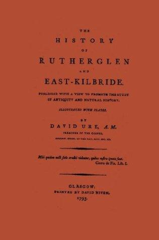Download The History of Rutherglen and East Kilbride