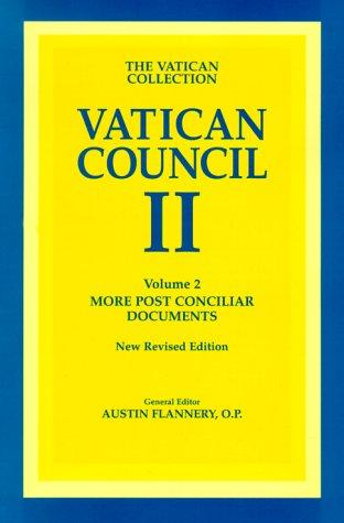 Download Vatican Council II, more postconciliar documents